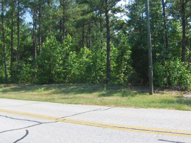 Boone Road Tract : Newnan : Coweta County : Georgia