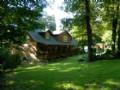 Log Home On Clear Creek