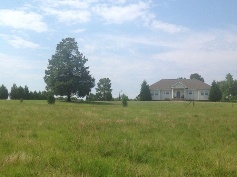 Randolph Farm : Randolph : Bibb County : Alabama