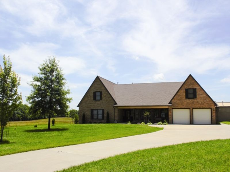 Leavenworth Country Estate : Leavenworth : Leavenworth County : Kansas