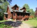 Stunning Custom Log Home