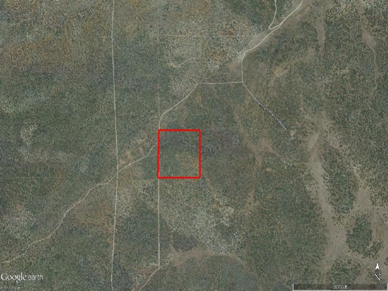 39.93 Acres Near Seligman : Seligman : Yavapai County : Arizona