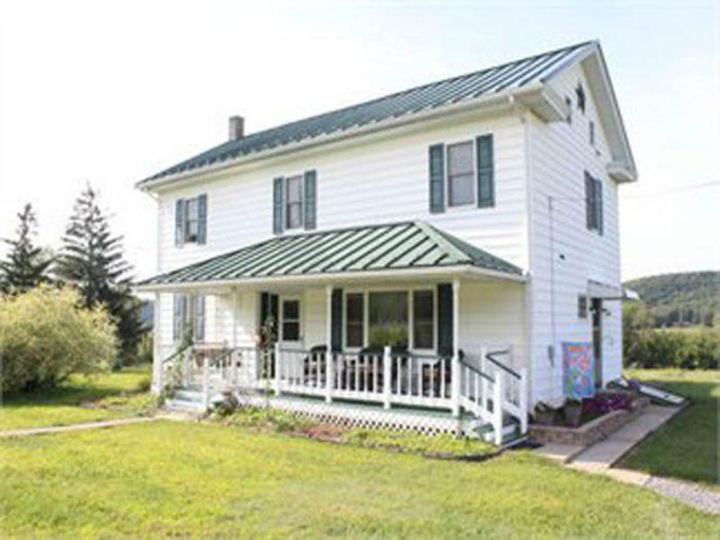 42 +/- Acre Land, Farmette : Danville : Columbia County : Pennsylvania