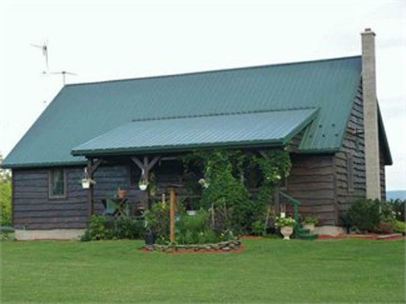 10+/- Acre Farmette & Home : Wyalusing : Bradford County : Pennsylvania