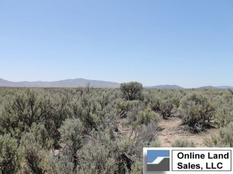 60 Acres Ravendale Ranch : Ravendale : Lassen County : California