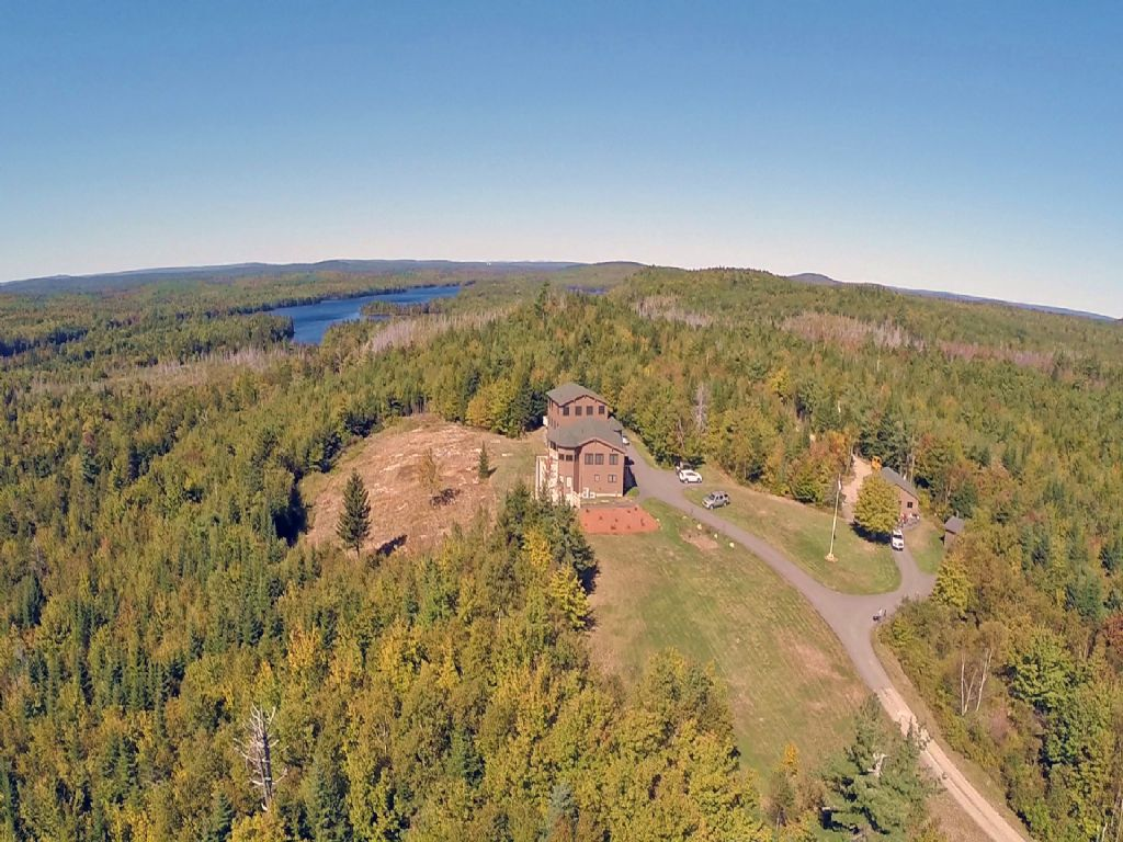 Bear Mountain Lodge : Robbinston : Washington County : Maine