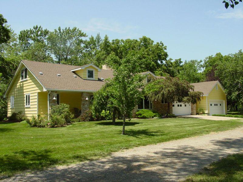 Multi-tract Auction - Land, Home : Meriden : Jefferson County : Kansas