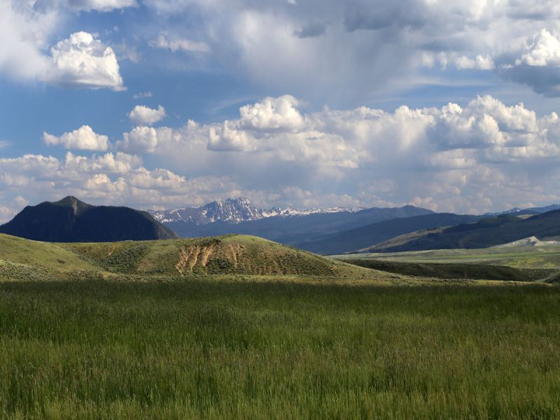 Carter Creek Ranch : Kremmling : Grand County : Colorado