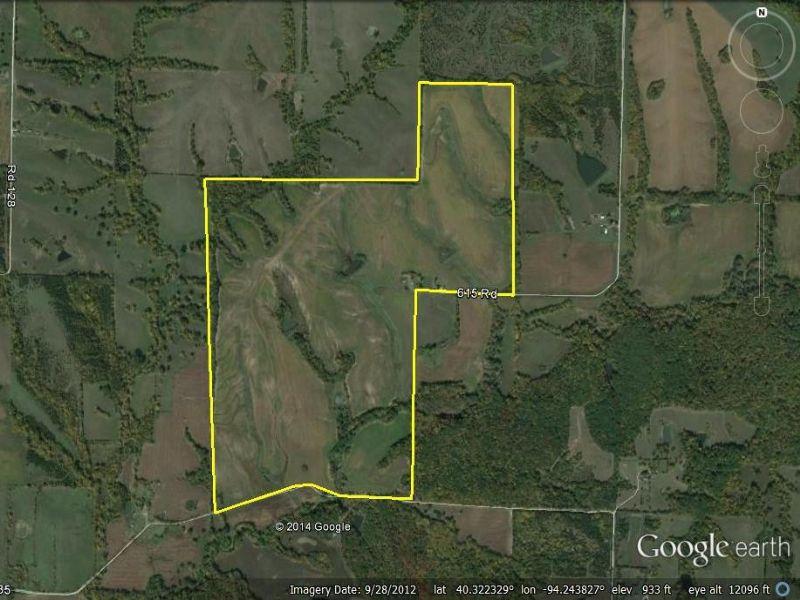 315 Acres : Albany : Gentry County : Missouri