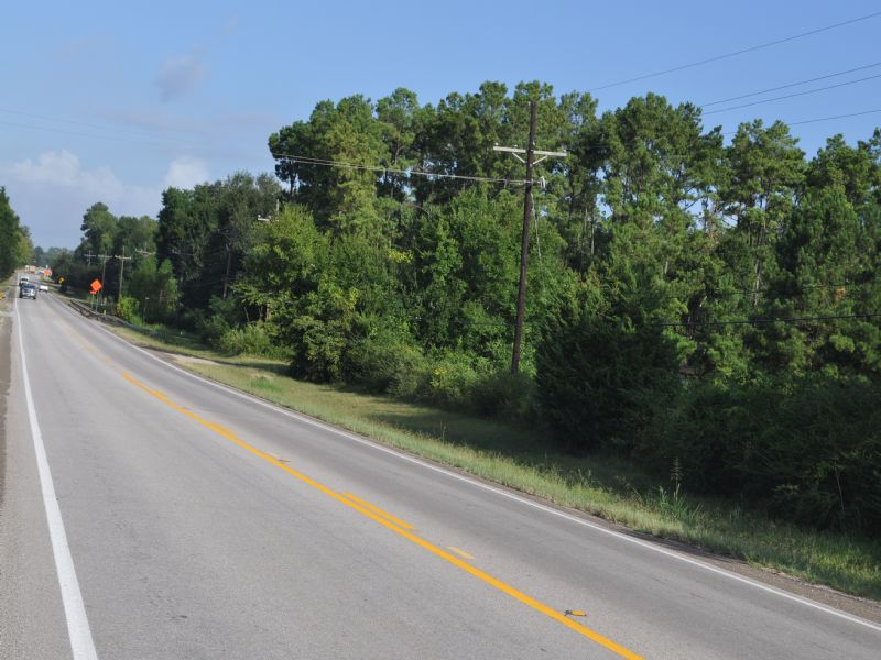 106 Ac Development Expansion : New Waverly : Walker County : Texas