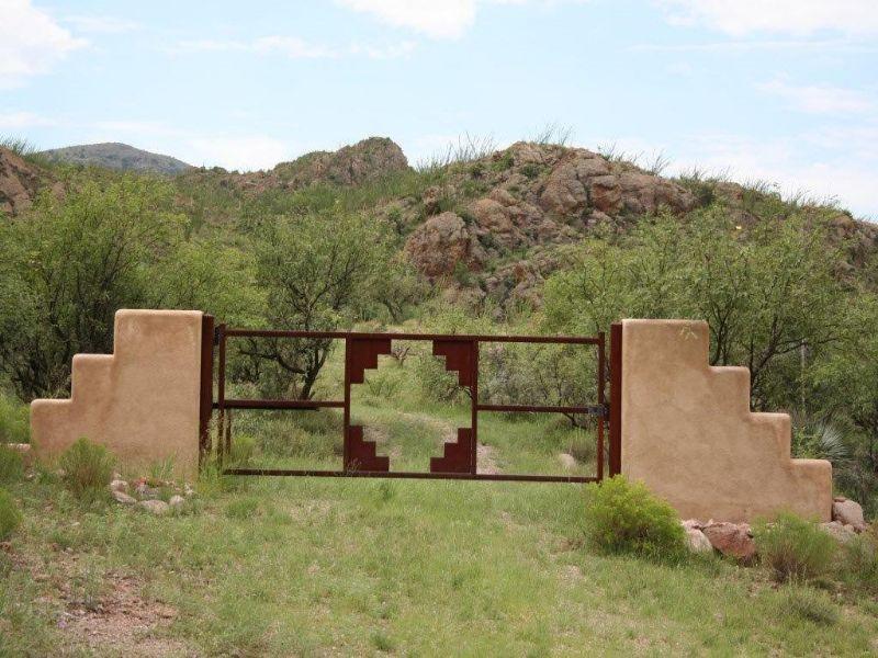 Salero Ranch Arizona Estate : Tubac : Santa Cruz County : Arizona