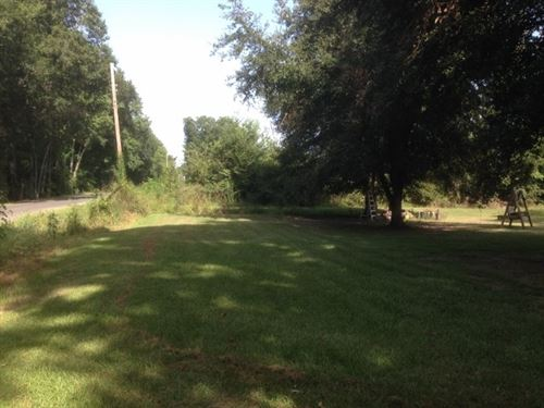 20 Ac - Farm Land With Old Home Sit : Swartz : Ouachita Parish : Louisiana