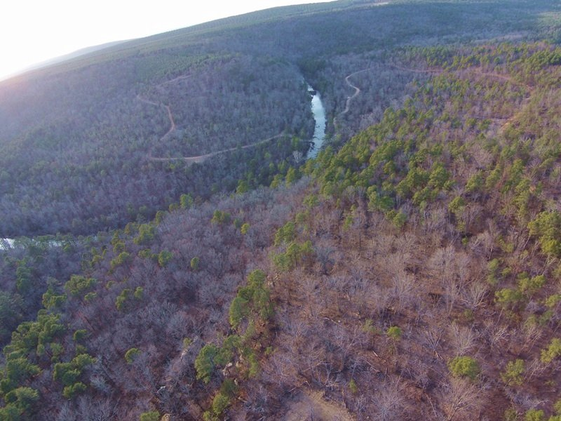 Black Fork Creek Tract 3 : Nashoba : Pushmataha County : Oklahoma