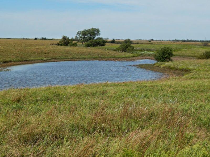 Sasnak 160 : McPherson : McPherson County : Kansas