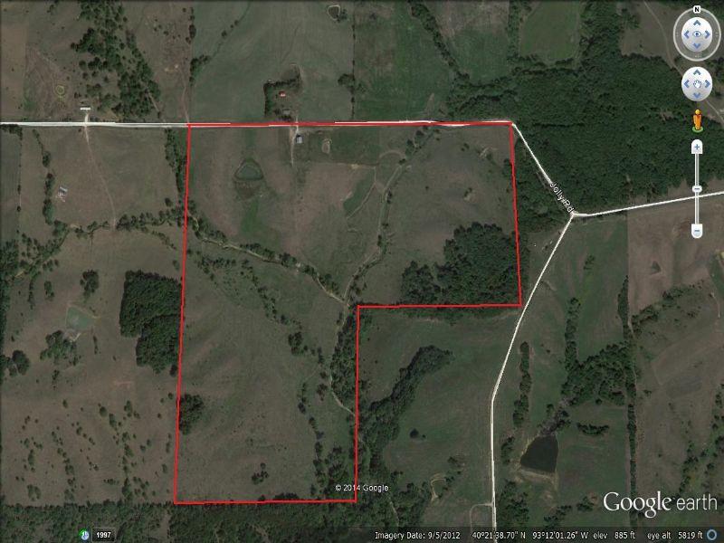 120 M/l  Acres : Harris : Sullivan County : Missouri