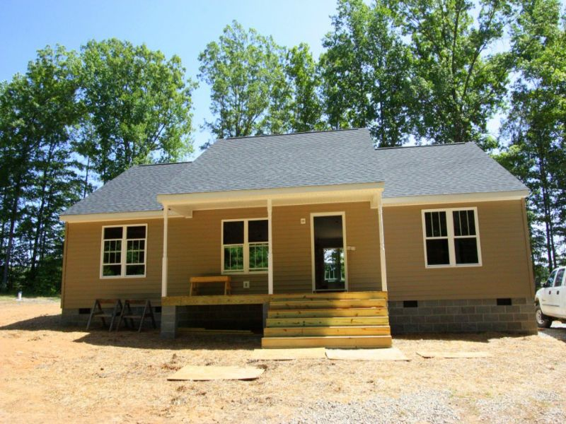 1440 Sf New Home On 6.18 Acres : Cumberland : Cumberland County : Virginia