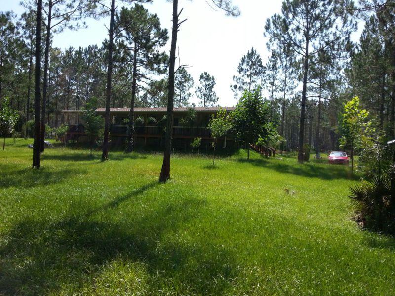 Reduced 26 Acres W/ 3/2 Dwmh : Cedar Key : Levy County : Florida