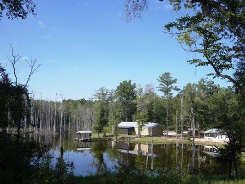 Shaw Creek Ranch : Hephzibah : Richmond County : Georgia