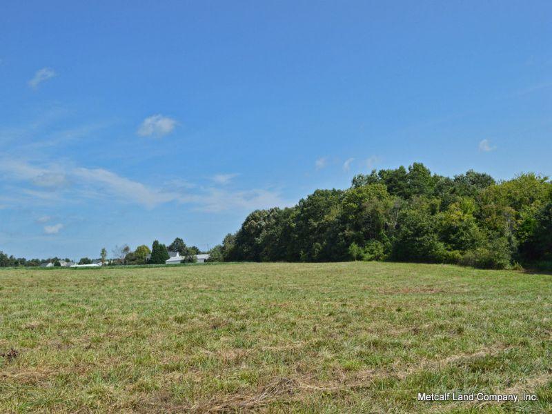 26 Ac. Pasture, Hardwoods & Pond : Chesnee : Spartanburg County : South Carolina