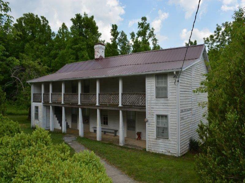 Great Mountain Retreat : Stuart : Patrick County : Virginia
