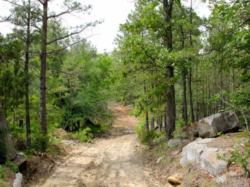 15.1 Acre Trophy Ridge Ii. Terms : Mcalester : Pushmataha County : Oklahoma