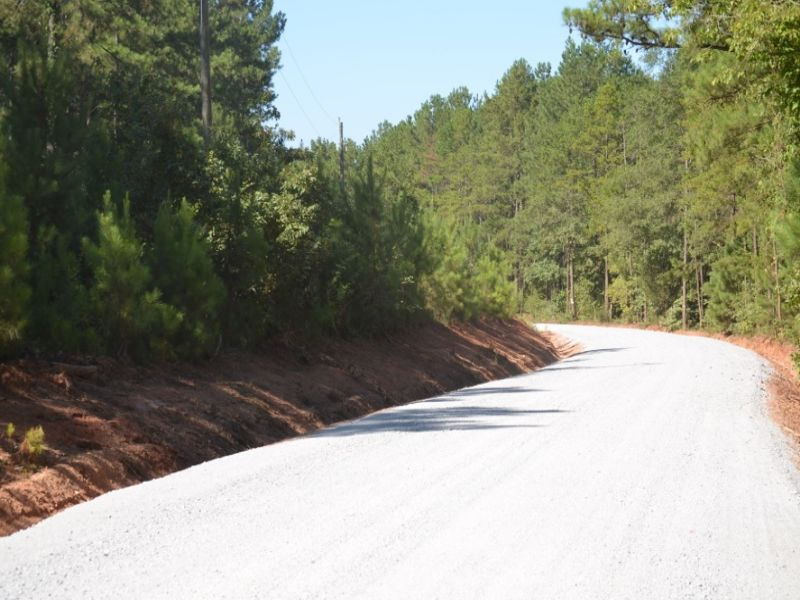 Lot 2 Holly Creek Estates : Comer : Madison County : Georgia