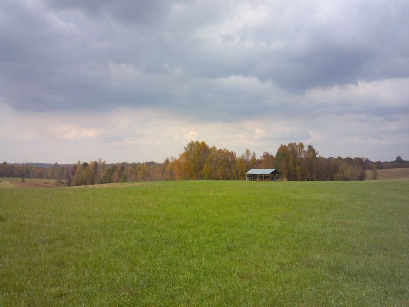 Picturesque Farm - Rodgers Chapel : Halifax : Halifax County : Virginia