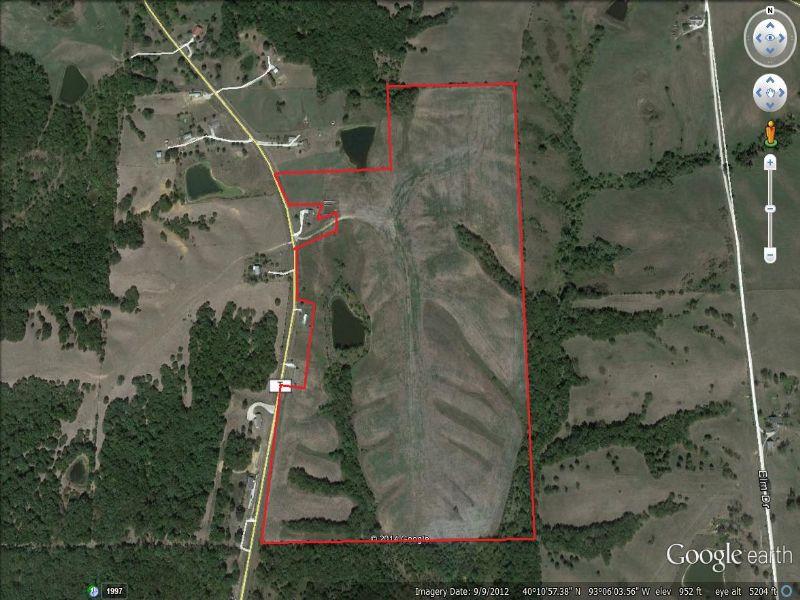 Highly Productive 79 Acre Farm : Milan : Sullivan County : Missouri