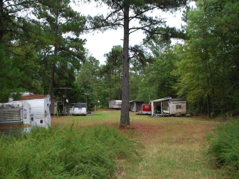 Rec Tract Adjoining National Forest : Union : Union County : South Carolina