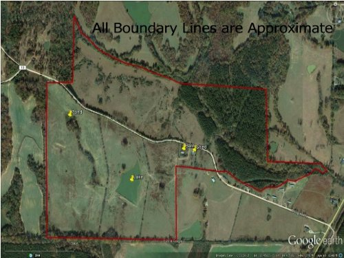 Veazey Farm 256 : Goodman : Holmes County : Mississippi