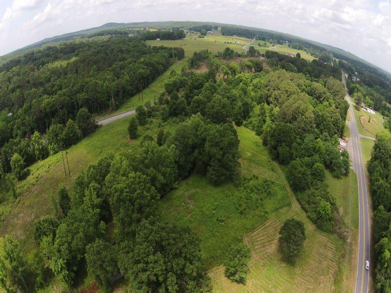 Reduced 22 Acres : Aragon : Polk County : Georgia