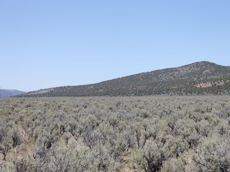 36 Acre Ranch Northern California : Termo : Lassen County : California