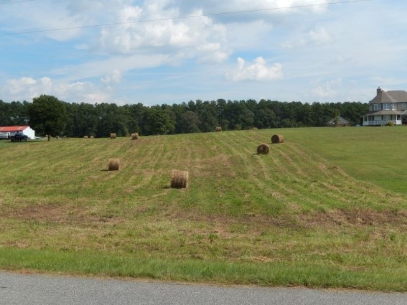 Reduced Mountain View Home Lot : Chesnee : Spartanburg County : South Carolina
