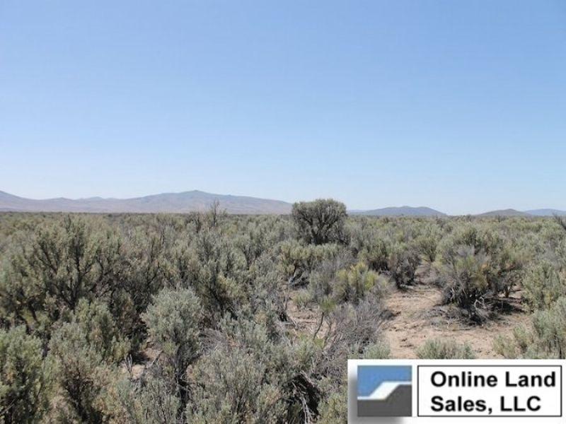 40 Acres Ravendale Ranch : Ravendale : Lassen County : California