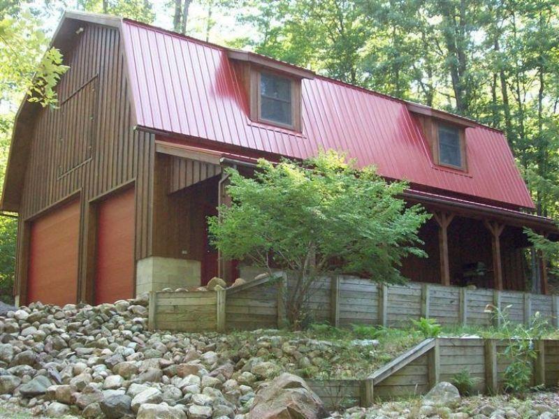 152 Acres On Big Long Lake : Evart : Osceola County : Michigan