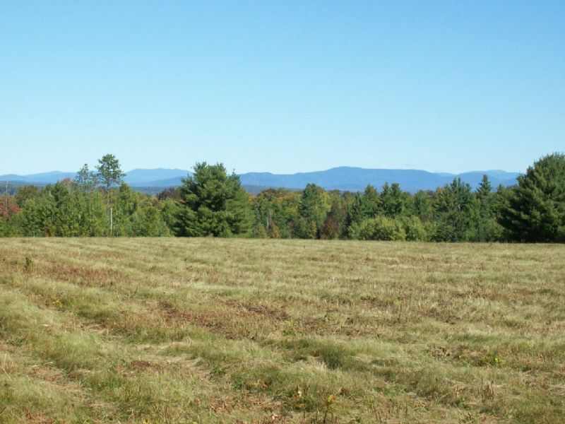 Big Timber Mountain View 471 Acres : Parkman : Piscataquis County : Maine