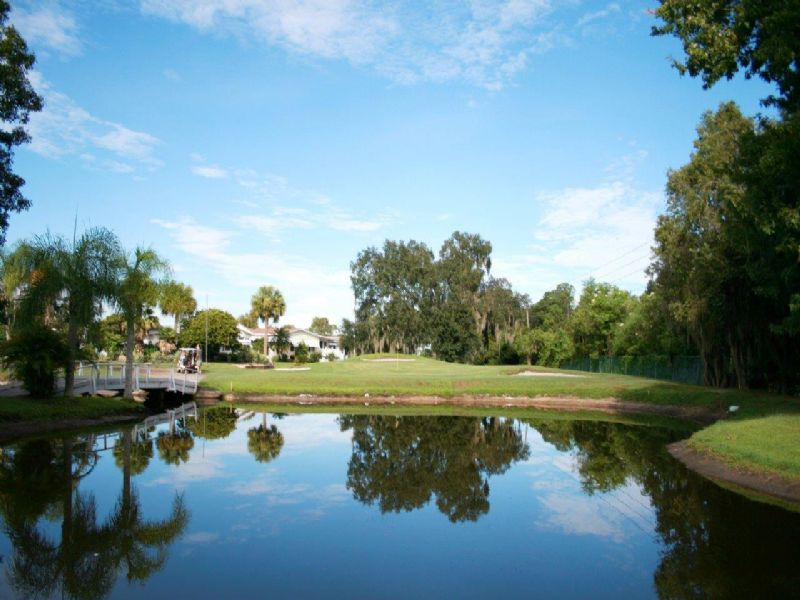 Lily Lake Golf Resort : Frostproof : Polk County : Florida