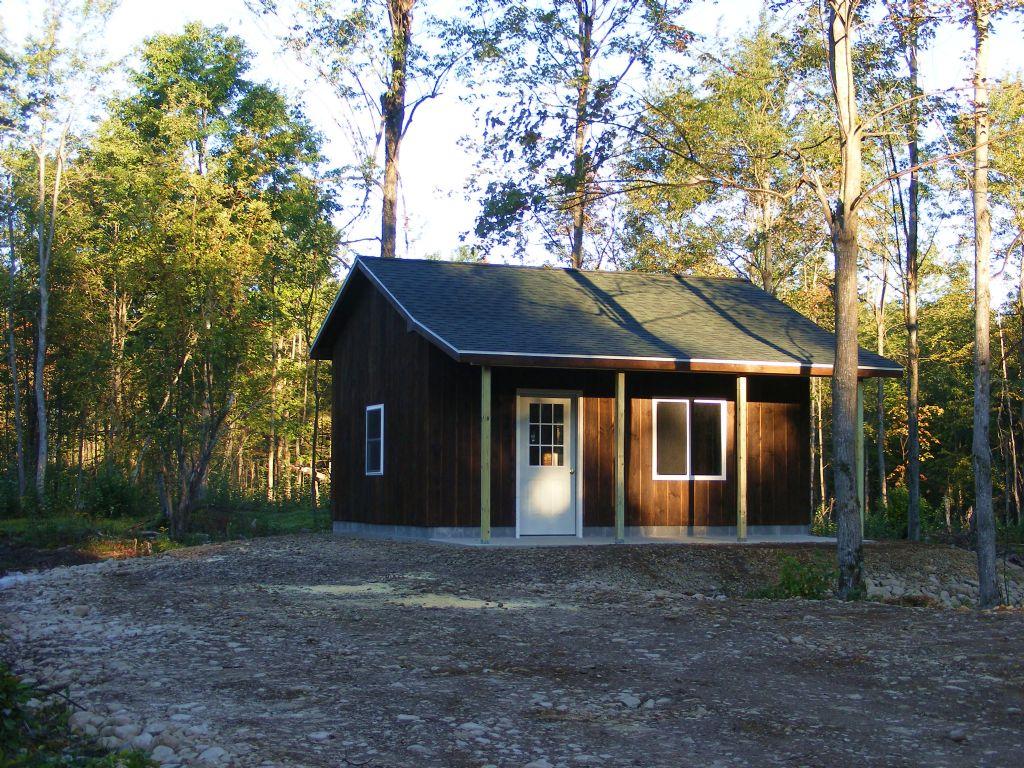 Camp Whiskey Flats : Potsdam : Saint Lawrence County : New York