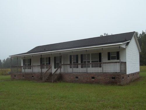 Small Farm With Nice House : Andrews : Williamsburg County : South Carolina