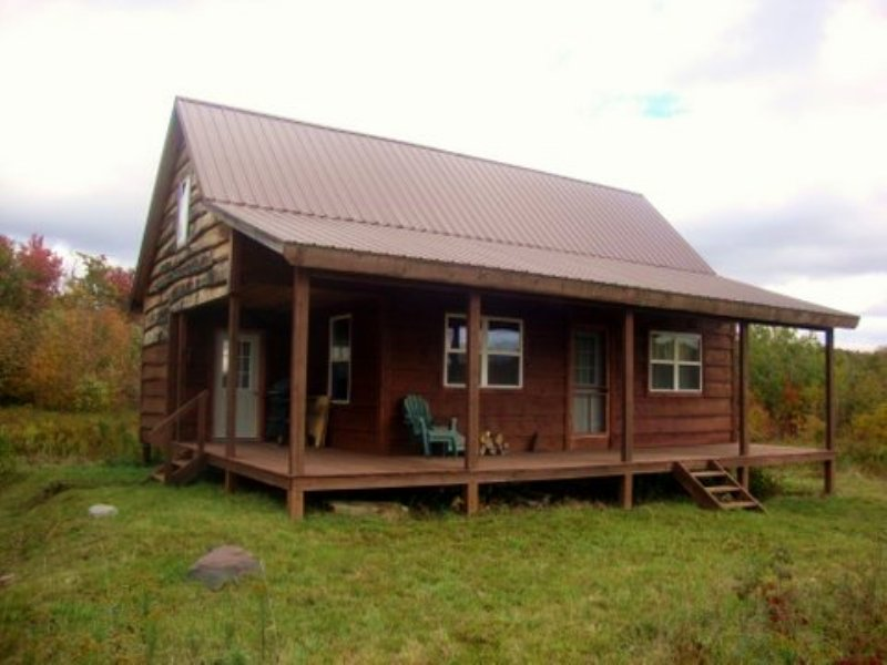 Must Sell Cabin Near State Land : Florence : Oneida County : New York