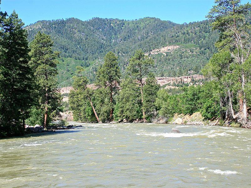 Painter Ranch Lot 7 : Durango : La Plata County : Colorado