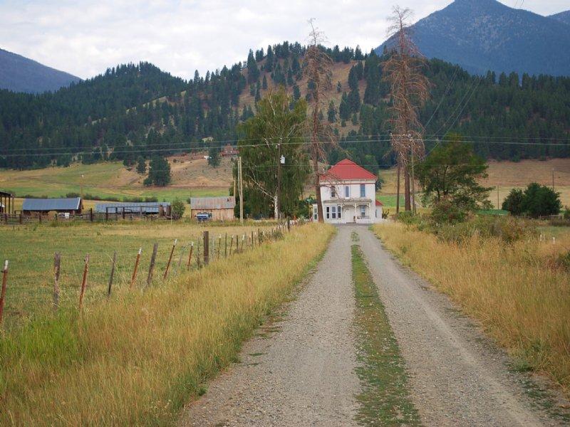 Brakel Ranch : Haines : Baker County : Oregon