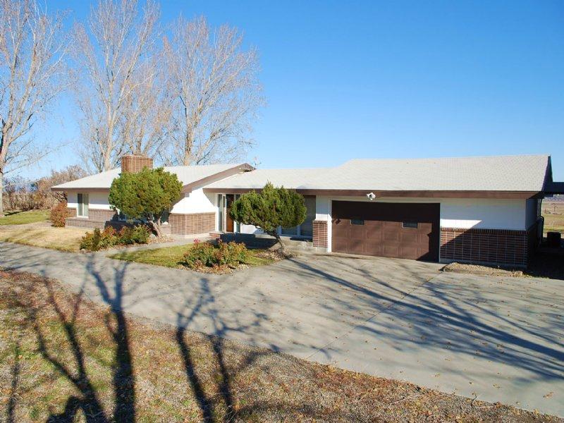 Echo Ranch : Nyssa : Malheur County : Oregon