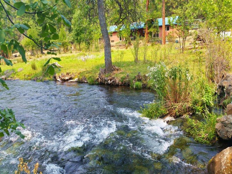 Fall Creek Retreat : Ashland : Jackson County : Oregon
