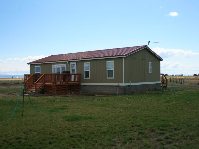 Ward / Stevens Homestead : Burns : Harney County : Oregon