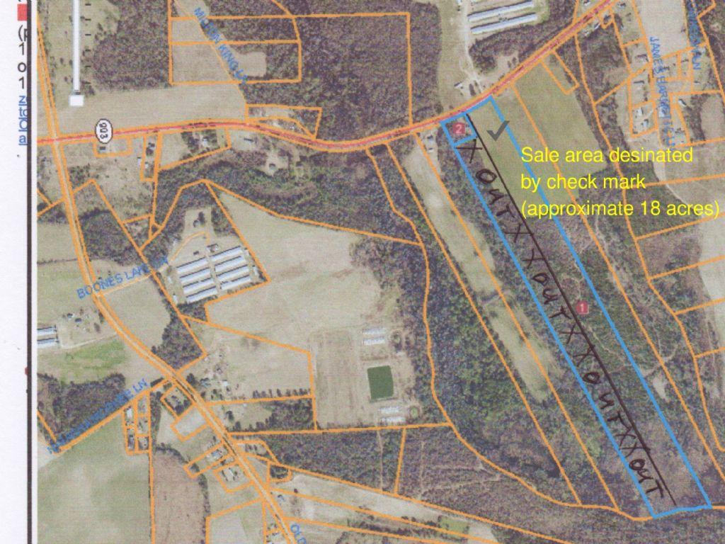 Hunting / Get Away Tract : Rose Hill : Duplin County : North Carolina