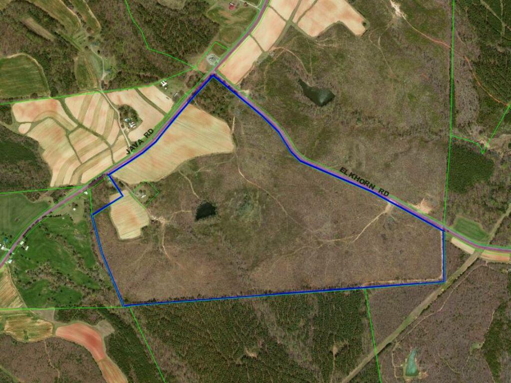 146+ Acres : Java : Pittsylvania County : Virginia
