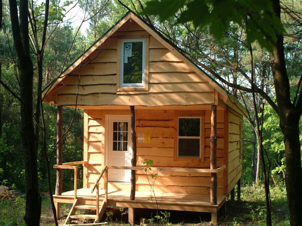Hemlock Lodge On Mallard Pond : Montague : Lewis County : New York