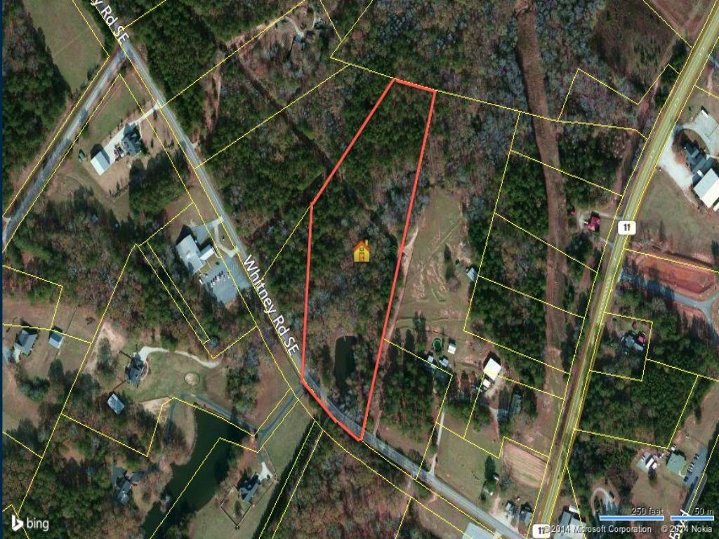 Almost 10 Acres Hardwoods/pastures : Social Circle : Walton County : Georgia
