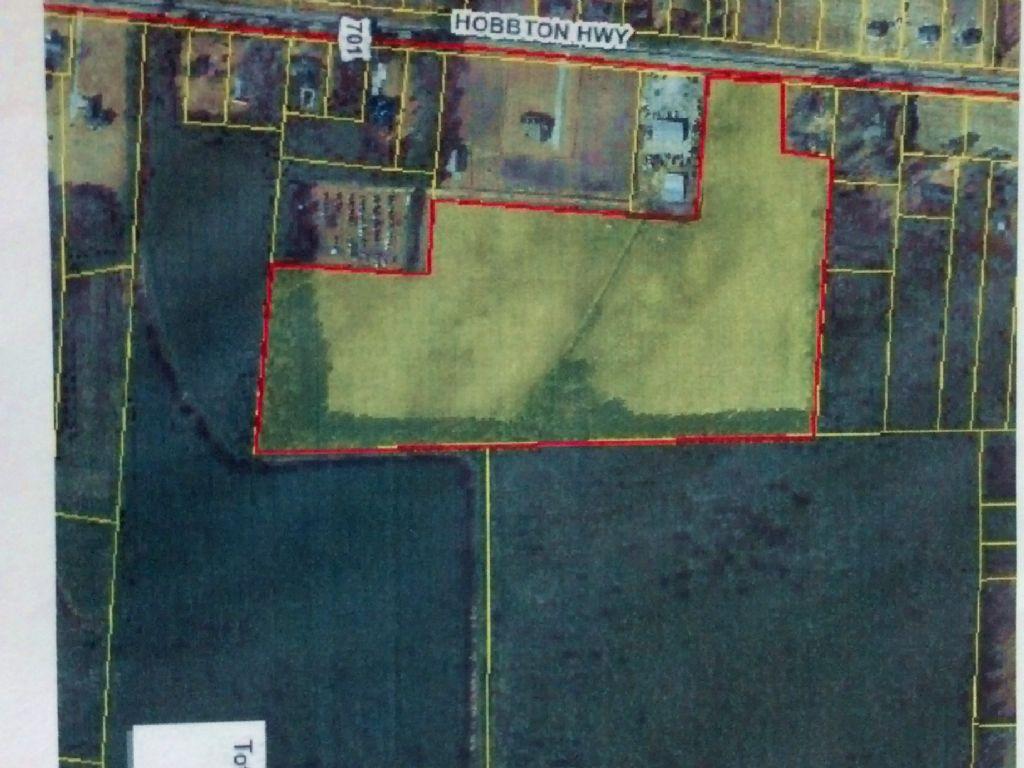 21.7 Acres Hobbton Hwy : Clinton : Sampson County : North Carolina
